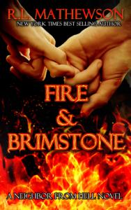 fire and brim stone again